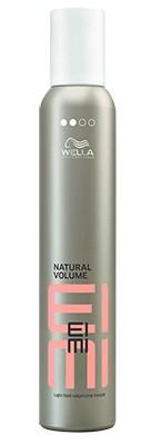 WELLA EIMI MOUSSE NATURAL VOLUME (300ML) - WELLA