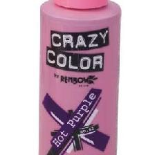 COLORATION CRAZY COLOR HOT PURPLE (100ML)