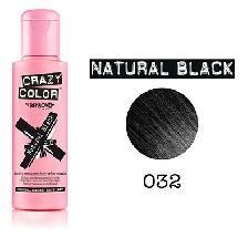 COLORATION CRAZY COLOR BLACK NOIR (100ML)