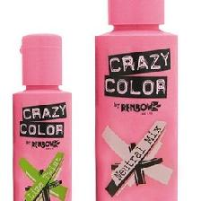 COLORATION CRAZY COLOR VERT LIME TWIST FLAC.100ML