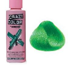 COLORATION CRAZY COLOR EMERALD GREEN (100ML)