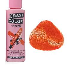 COLORATION CRAZY COLOR CORAL RED (100ML)