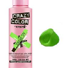 COLORATION CRAZY COLOR NEO TOXIC VERT UV 100ML