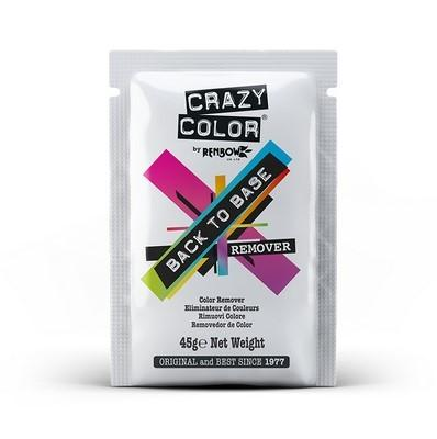 CRASYCOL CRAZY COLOR BACK TO BASE SACHETS 46GRM