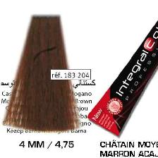 COLORATION 4,75 4MM-INTEGRAL COLOR SUPREMa (60ML)