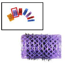 RX TULLE BROSSE TECKNO 35MM LONG X12