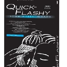 PAPIER QUICK-FLASHYX200 SILVER 95X300MM
