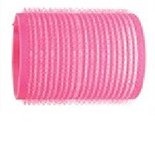 ROULEAU VELCRO ROSE (44MM) X12