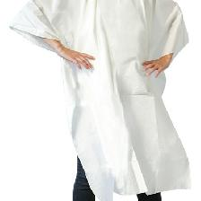 MAXI-CAPE CHANY NYLON BLANC
