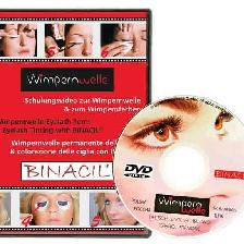 BINACIL WIMP DVD FORMATION COLOR ET PERM. DE CILS