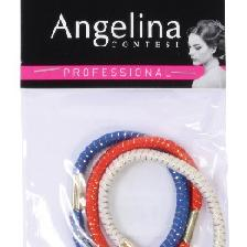 ELASTIQUE GAINE MULTICOLOR X3 (45MM) ANGELINa C