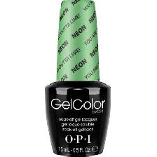 GEL COLOR YOU ARE SO OUTTA LIME!