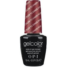 GEL COLOR COLOR TO DINER FOR