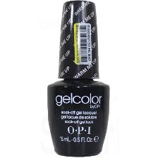 GEL COLOR WARM ME UP